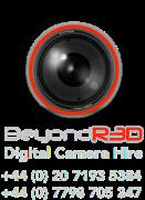 Alexa, RED, Blackmagic & DSLR Cameras